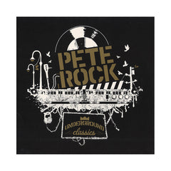 Pete Rock (Compiled By: Amir) - 'Underground Classics' [(Black) Vinyl [2LP]]