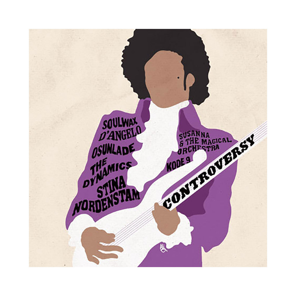 Various Artists (Prince Tribute) - 'Controversy: Covers Of Prince Classics' [CD]
