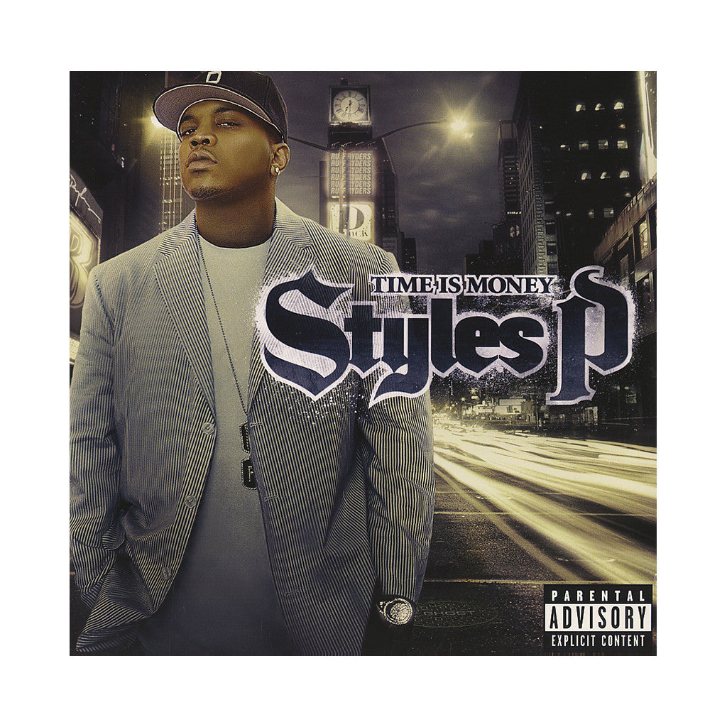 <!--020061219008802-->Styles P - 'Time Is Money' [CD]