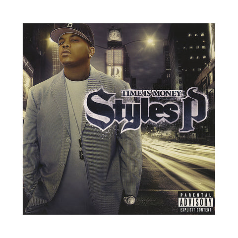 Styles P - 'Time Is Money' [(Black) Vinyl LP]