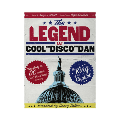 'The Legend Of Cool 'Disco' Dan' [DVD]