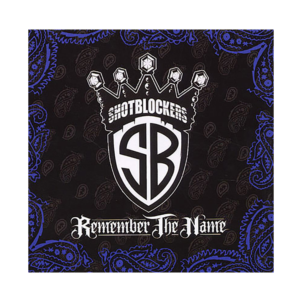 <!--2009101309-->The Shotblockers - 'Remember The Name' [CD]