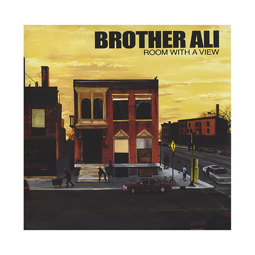 "<!--020030401010554-->Brother Ali - 'Room With A View/ Star Quality/ Bitchslap!' [(Black) 12"""" Vinyl Single]"