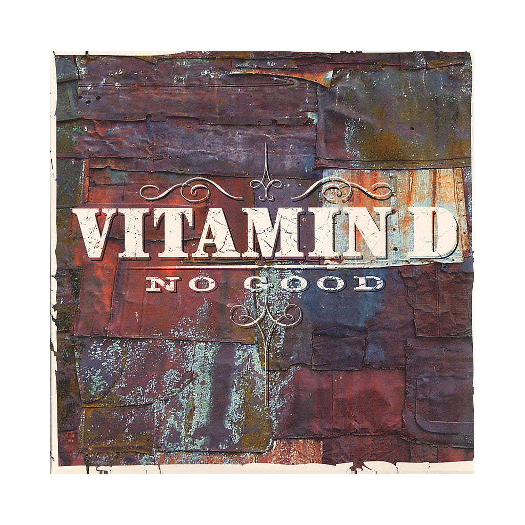 "<!--020031014011400-->Vitamin D - 'No Good/ Touch Da Sky/ Enstramental' [(Black) 12"" Vinyl Single]"