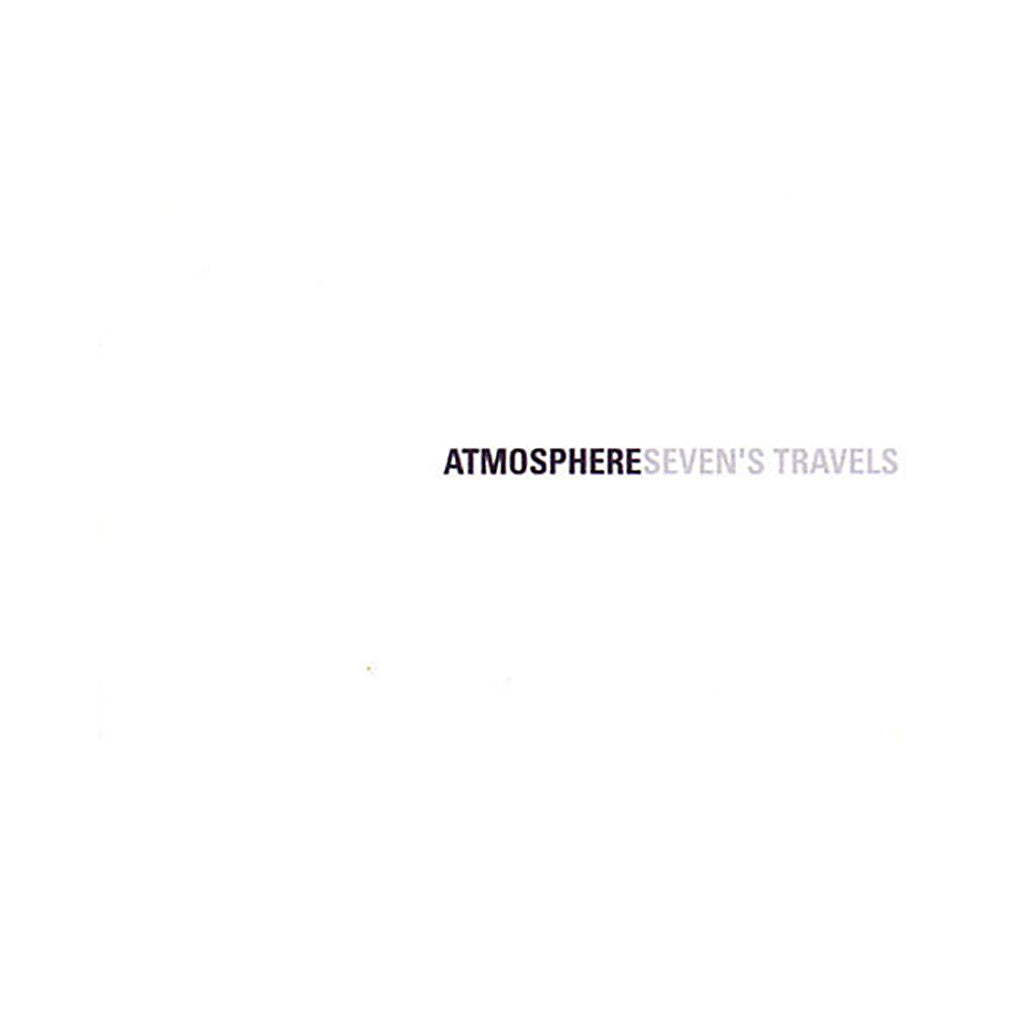 <!--020030919004680-->Atmosphere - 'Seven's Travels' [(Black) Vinyl [3LP]]