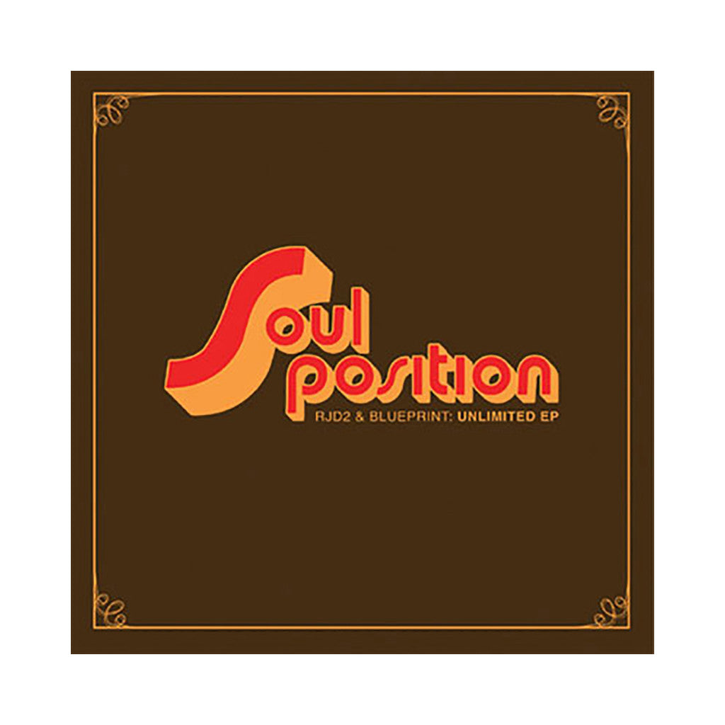 <!--120020827001120-->Soul Position - 'Unlimited EP' [CD]