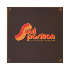<!--020030114011564-->Soul Position - 'Unlimited EP' [(Black) Vinyl EP]