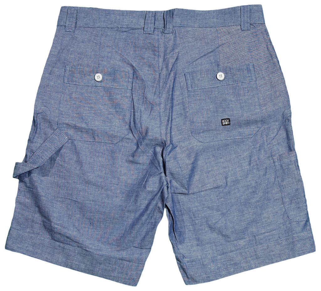 <!--2012041017-->Rocksmith - 'Detroit Chambray' [(Light Blue) Shorts]