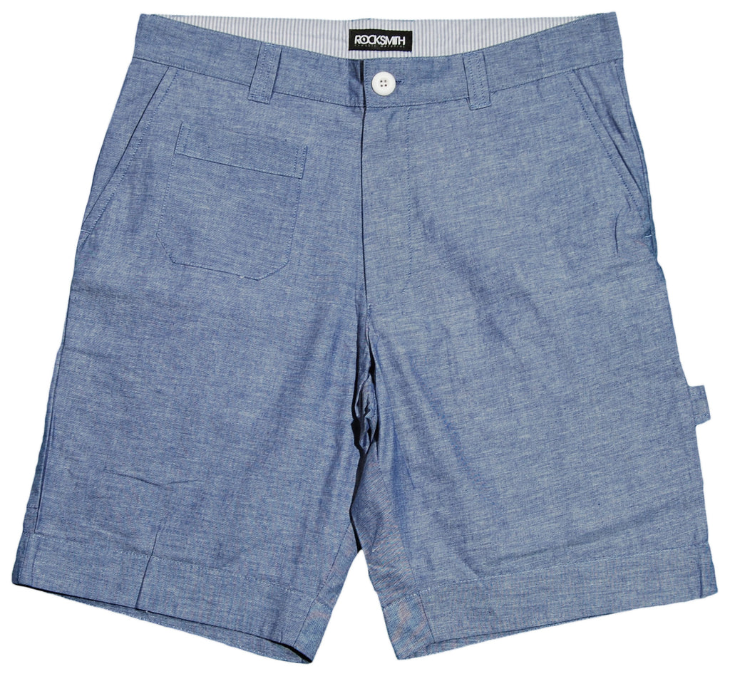 Rocksmith - 'Detroit Chambray' [(Light Blue) Shorts]