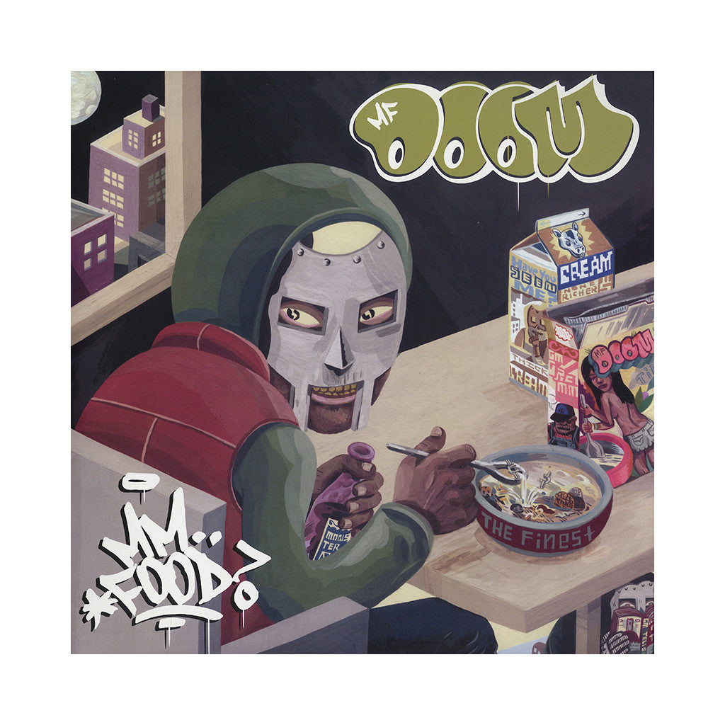 <!--120070724009579-->M.F. DOOM - 'MM.. Food' [CD]
