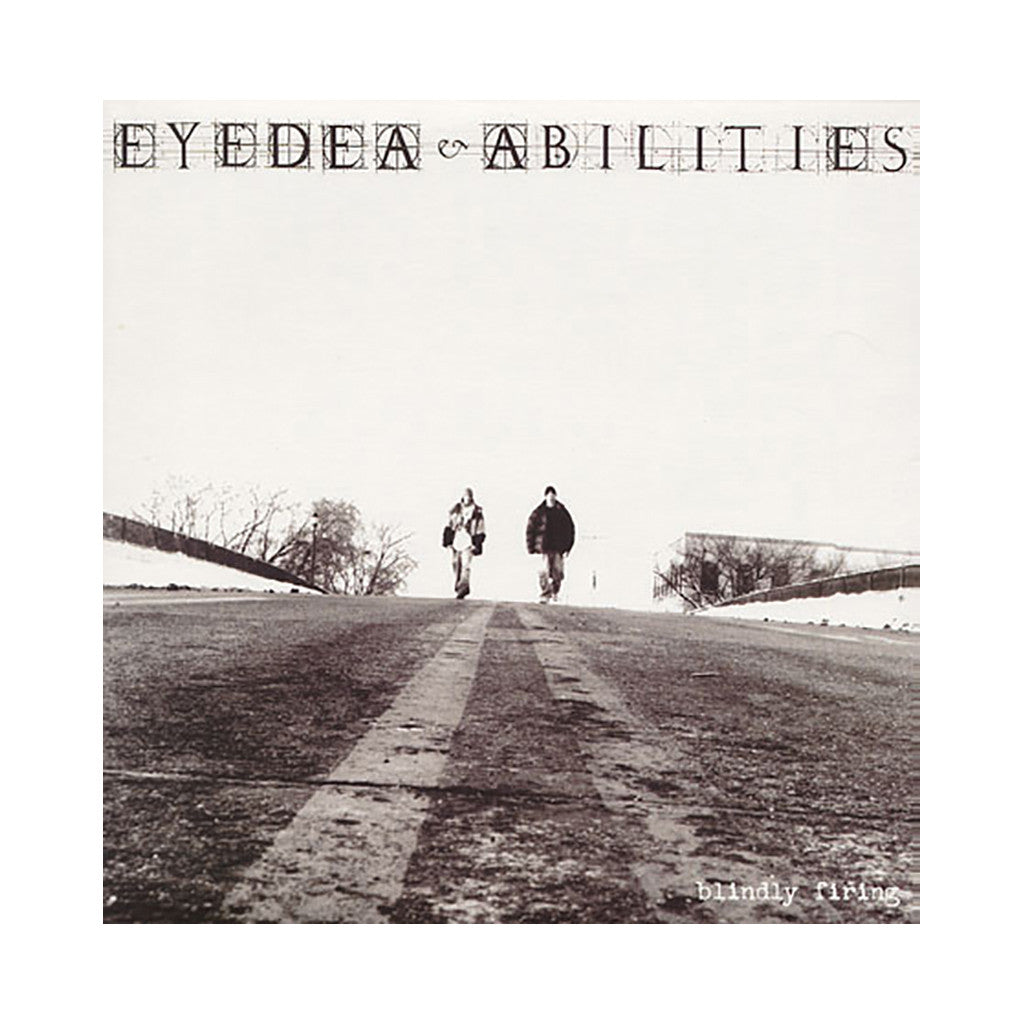 "<!--020011023003501-->Eyedea & Abilities - 'Blindly Firing/ Before and After/ Birth Of A Fish' [(Black) 12"""" Vinyl Single]"