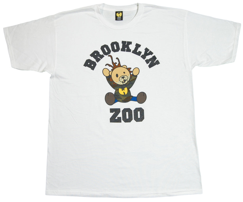 <!--2012042403-->Wu-Tang Brand LTD (Ol' Dirty Bastard) - 'Brooklyn Zoo' [(White) T-Shirt]