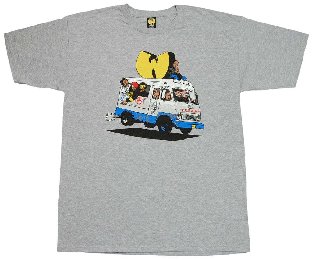 <!--2012042415-->Wu-Tang Brand LTD - 'Ice Cream 2' [(Gray) T-Shirt]