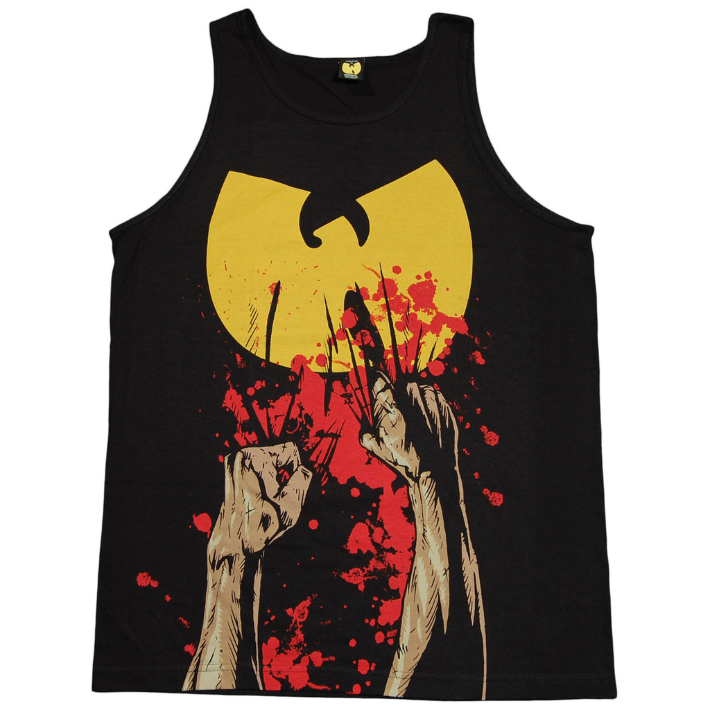 <!--2012042417-->Rocksmith x Be Street x Wu-Tang Clan - 'Wu-Massacre' [(Black) Tank Top]