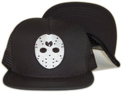 <!--020120424040630-->Wu-Tang Brand LTD - 'Ghost Mask' [(Black) Snap Back Hat]