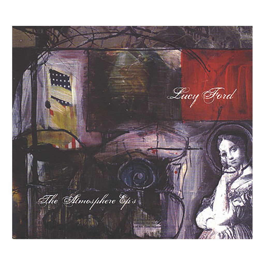 Atmosphere - 'The Lucy Ford EP's' [CD]