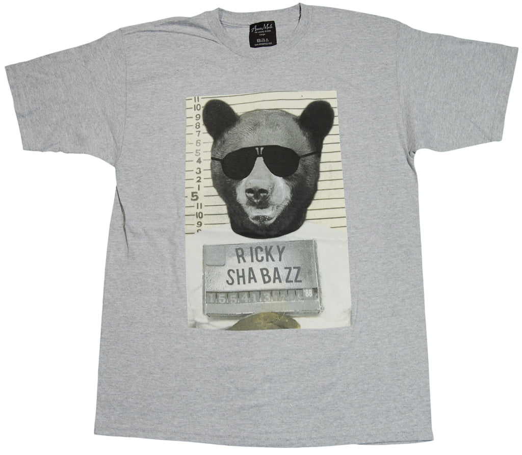 <!--2011083006-->Ricky Shabazz x Annie Mulz - 'The Petition' [(Gray) T-Shirt]