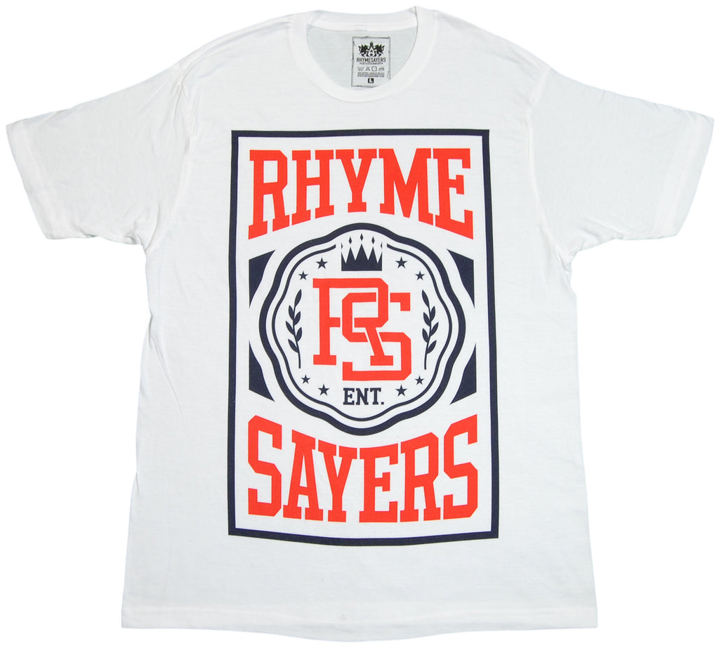 <!--2012022106-->Rhymesayers Entertainment - 'Crest' [(White) T-Shirt]