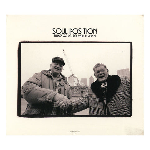 Soul Position - 'Things Go Better With RJ And Al' [CD]