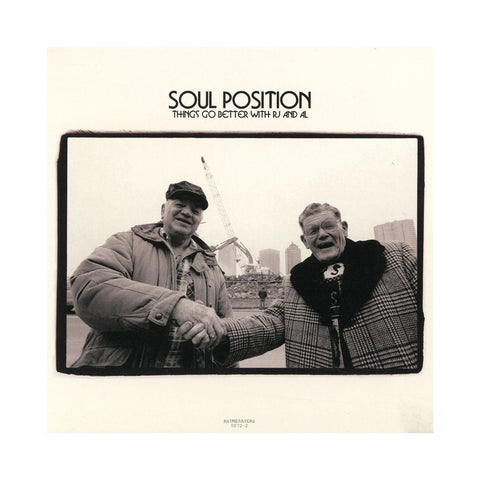 Soul Position - 'Things Go Better With RJ And Al' [(Black) Vinyl [2LP]]