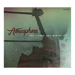 Atmosphere - 'Sad Clown Bad Winter Number 11' [CD]