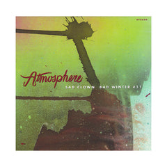 <!--120080129011351-->Atmosphere - 'Sad Clown Bad Winter Number 11' [(Black) Vinyl EP]