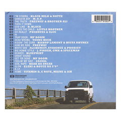 <!--120081007014775-->Jake One - 'White Van Music' [CD [2CD]]