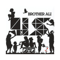 Brother Ali - 'Us' [CD]