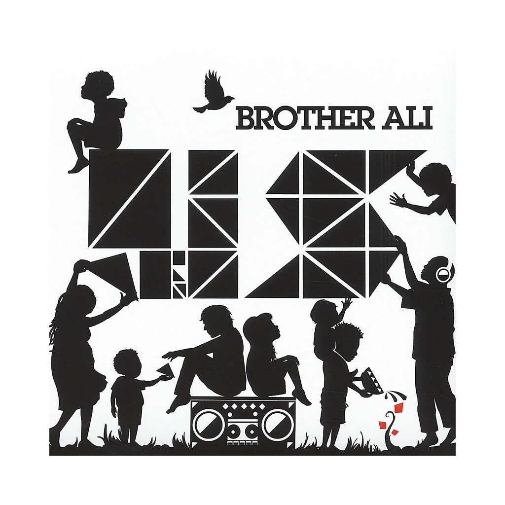 Brother Ali - 'Us' [(White) Vinyl [2LP]]