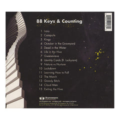 Grieves w/ Budo - '88 Keys & Counting' [CD]