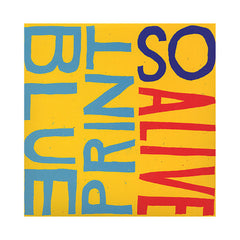 "Blueprint - 'So Alive/ So Alive (Remixes)' [(Red) 12"" Vinyl Single]"