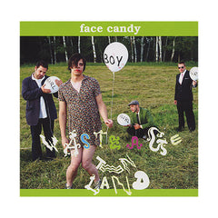 Face Candy - 'Waste Age Teen Land' [CD]