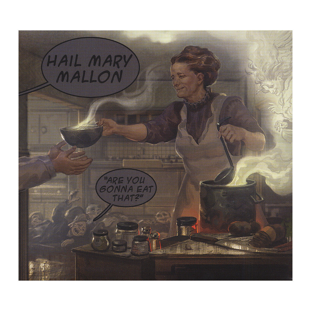 <!--2011060726-->Hail Mary Mallon - 'Are You Gonna Eat That?' [CD]