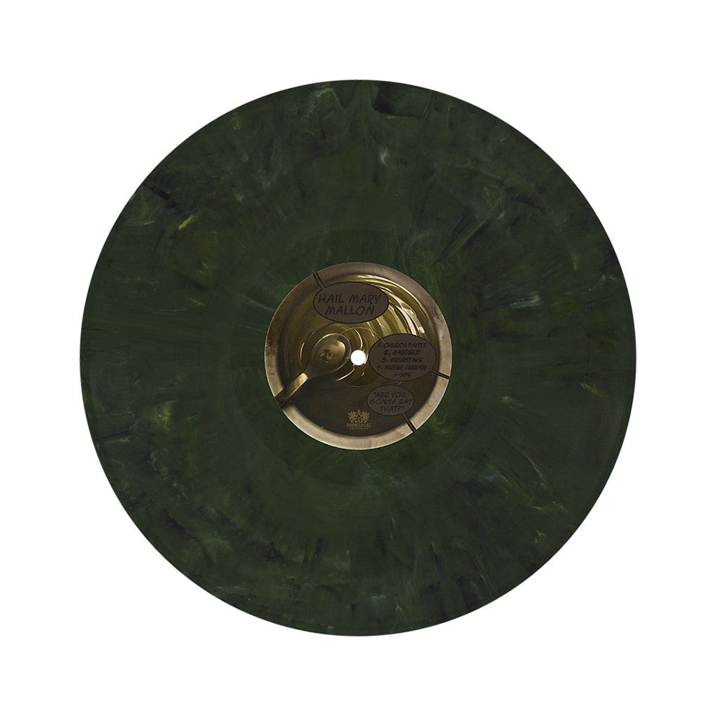 <!--2011060742-->Hail Mary Mallon - 'Are You Gonna Eat That?' [(Green) Vinyl [2LP]]