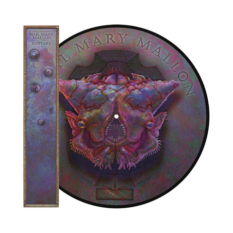 "[""Hail Mary Mallon - 'Bestiary' [(Picture Disc) Vinyl LP]""]"