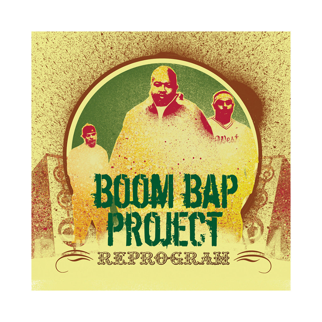 Boom Bap Project - 'Reprogram' [(Black) Vinyl [2LP]]
