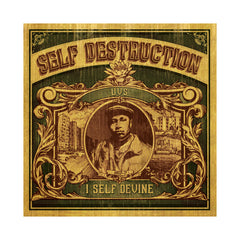 I Self Devine - 'Self Destruction' [(Black) Vinyl [2LP]]
