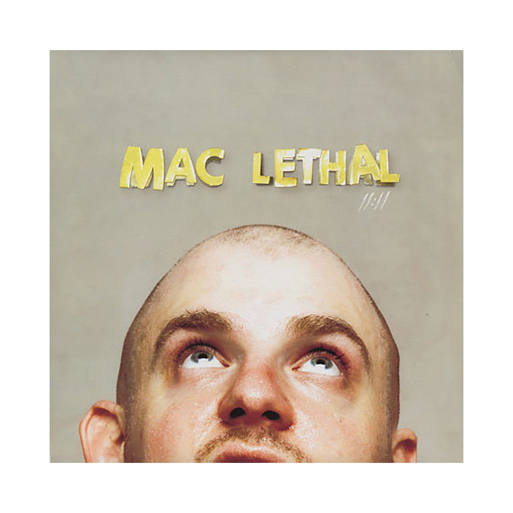 <!--020071030010412-->Mac Lethal - '11:11' [(Black) Vinyl [2LP]]