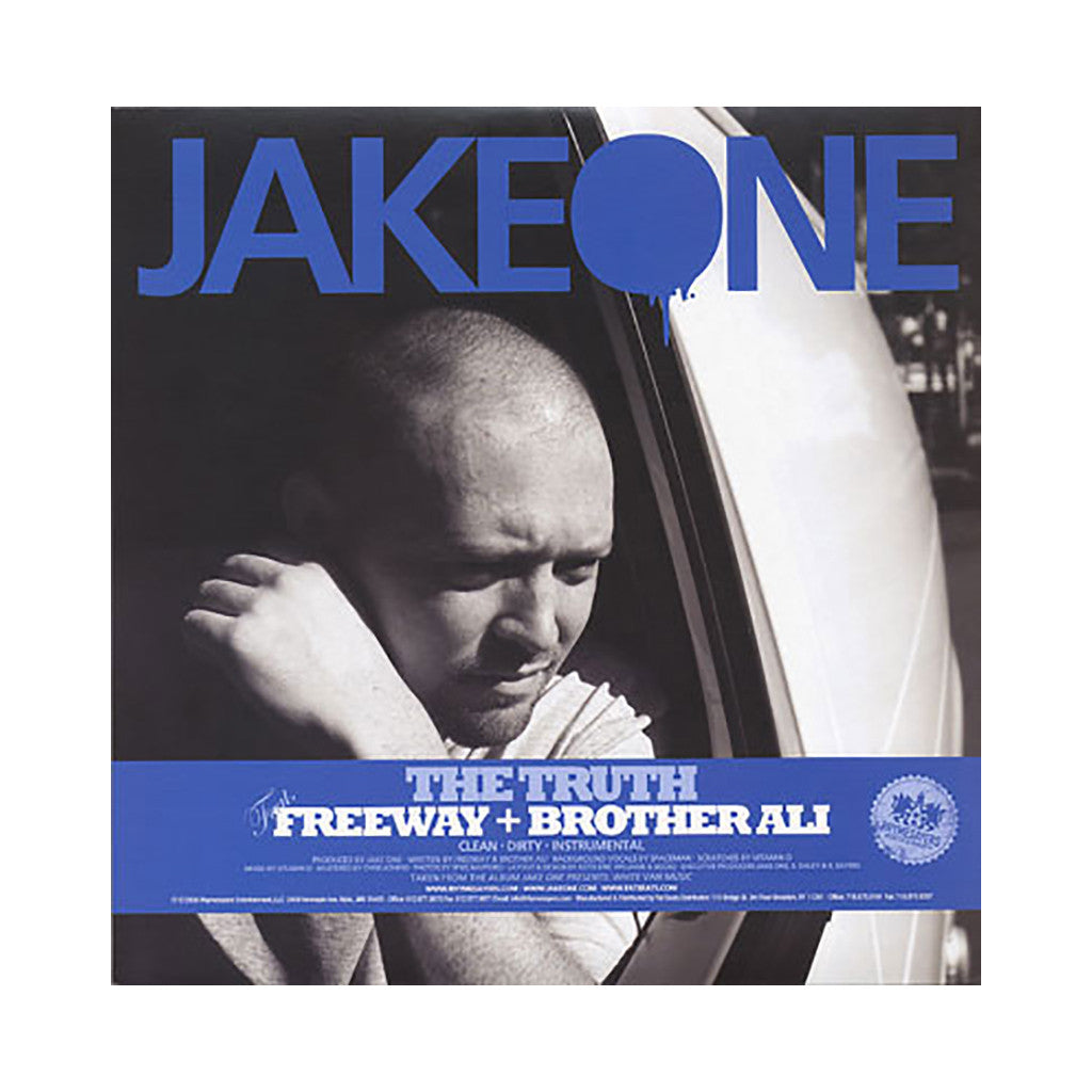 <!--2008121249-->Jake One - 'The Truth (INSTRUMENTAL)' [Streaming Audio]
