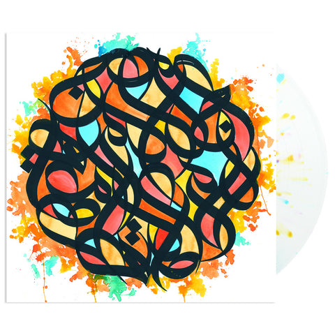 Brother Ali - 'All The Beauty In This Whole Life' [(Clear w/ Three Color Splatter) Vinyl [2LP]]