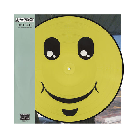 "[""Atmosphere - 'The Fun EP: Happy Clown Bad Dub Eight' [(Picture Disc) Vinyl EP]""]"