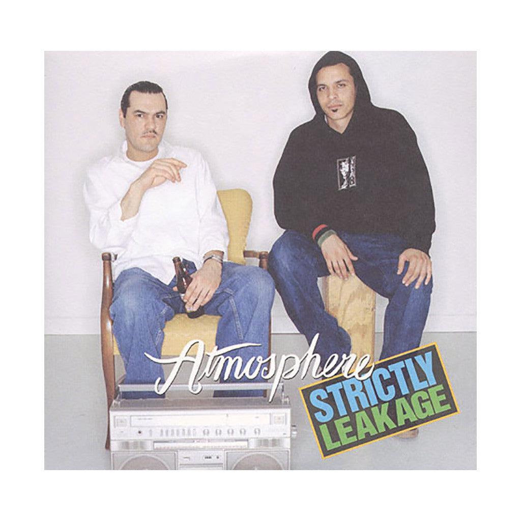 Atmosphere - 'Strictly Leakage' [CD]