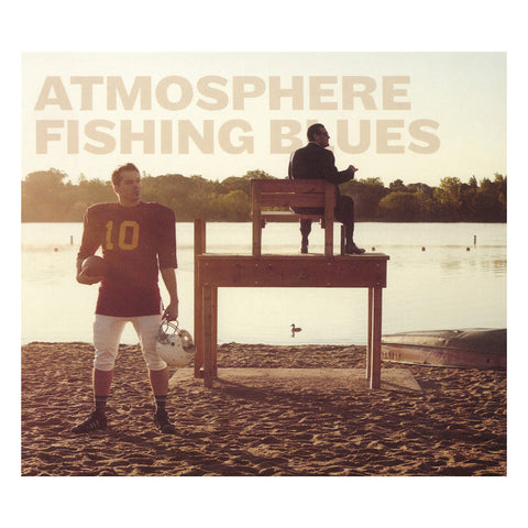 Atmosphere - 'Fishing Blues' [CD]