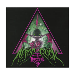Aesop Rock - 'The Impossible Kid' [CD]