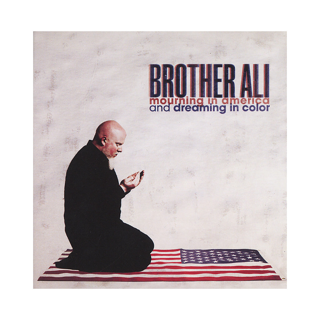 <!--2012091829-->Brother Ali - 'Mourning In America And Dreaming In Color' [CD]