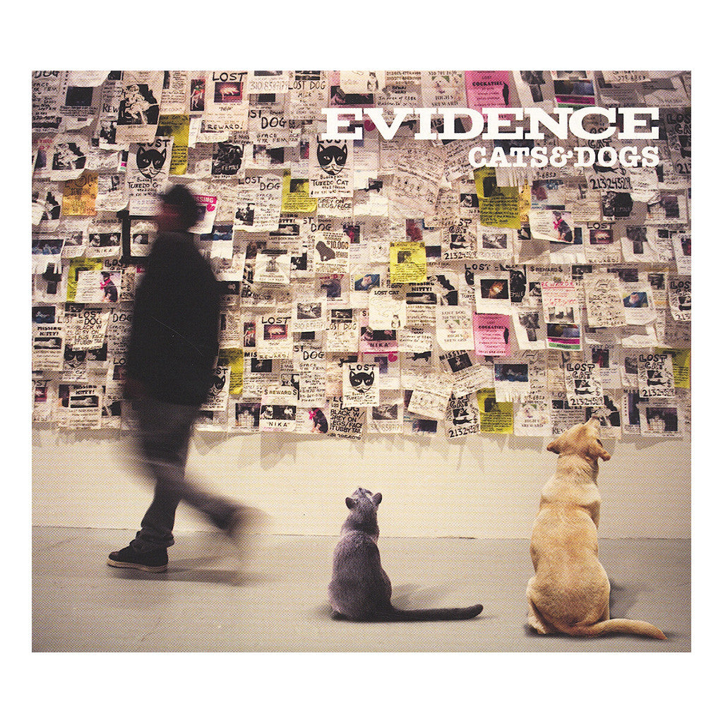 <!--2011092327-->Evidence - 'Late For The Sky' [Streaming Audio]