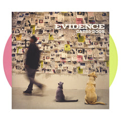 Evidence - 'Cats & Dogs' [(Neon Yellow + Light Pink) Vinyl [2LP]]