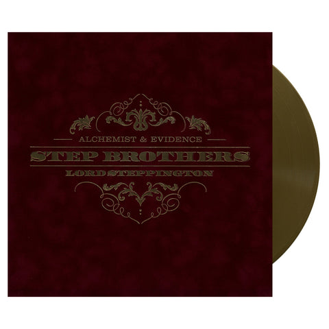 "[""Step Brothers - 'Lord Steppington' [(Gold) Vinyl [2LP]]""]"