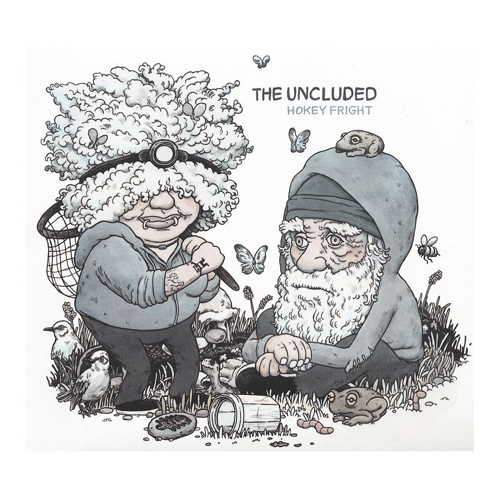 <!--120130507054477-->The Uncluded - 'Hokey Fright' [CD]