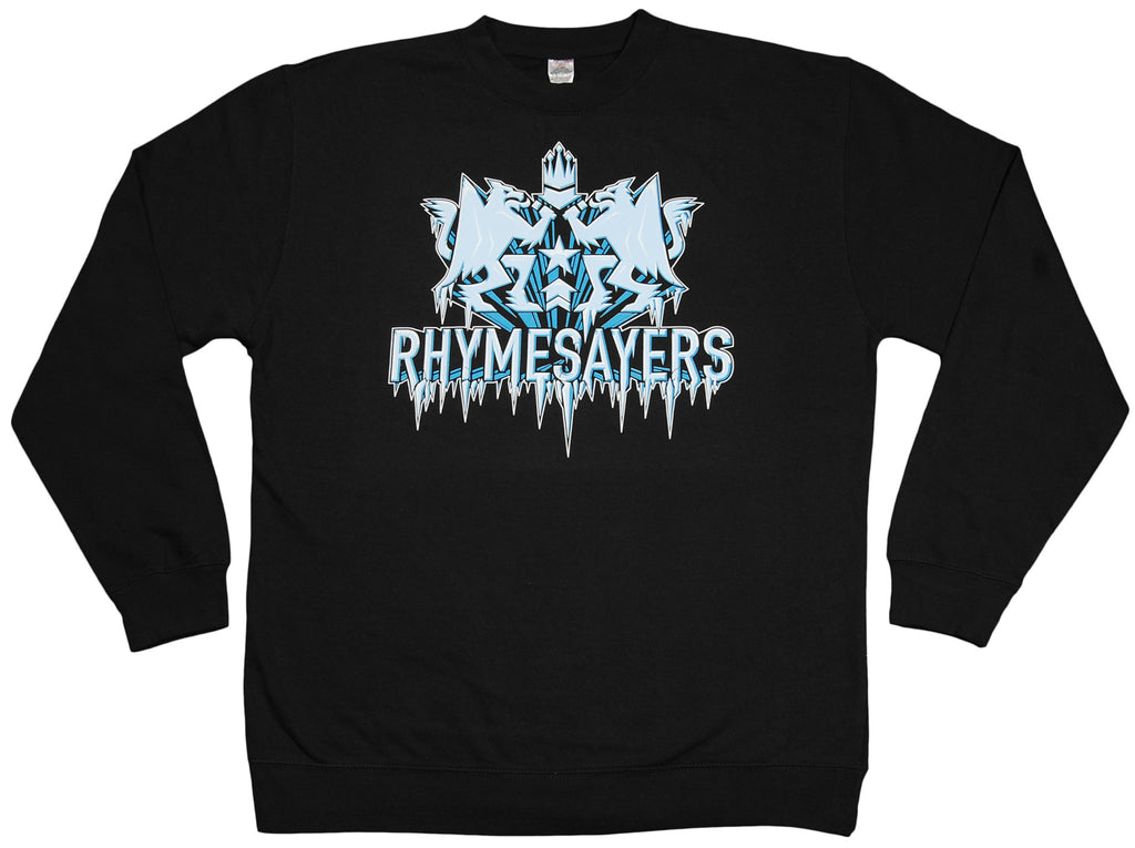 <!--2012022100-->Rhymesayers Entertainment - 'Frozen' [(Black) Crewneck Sweatshirt]